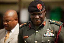 Photo of Gambia's President fires army Chief without reason!🔥