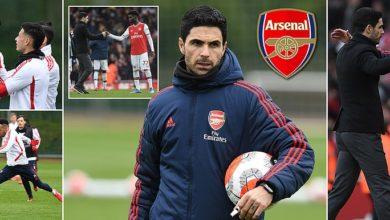 Photo of Breaking news! Arsenal's coach has coronavirus!