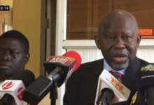 "Photo of ""I was Insulted In front of the President No One Said Anything,"" Says Darboe"