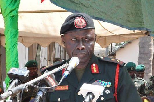 Photo of CORONAVIRUS: Gambia Army Chief Clocks Ten Days in Self-isolation