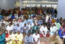 Photo of Gambia Mosques Stage Congregational Friday Prayer amid coronavirus