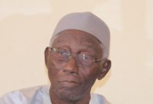 Photo of OB Conateh -The Man Who Never Played Football but Yet Sold His Properties to Develop Gambia's Game