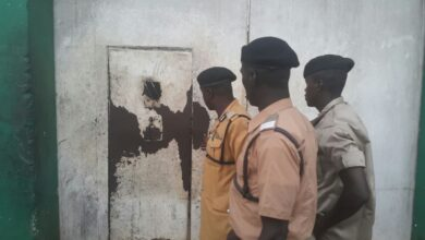 Photo of Wardens Accused of Causing Deaths of Prisoners at Mile 2