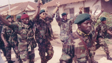 "Photo of ""When Young Officers overthrew Jawara, that's When We Ran Into Trouble,"" Says Defense Minister Faye"
