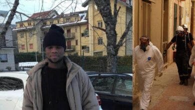 Photo of Man Who Died at Construction Site in Malta Identified as a Gambian Soldier