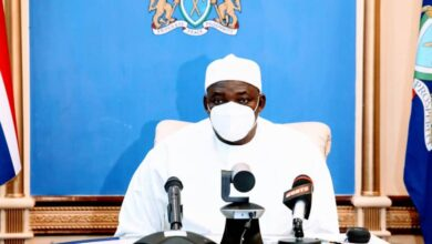 "Photo of ""The President Cannot Remain Unseen and Unheard,"" Madi Urges Barrow Even after Leader Passed Covid Test"
