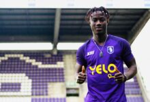 "Photo of Belgian Club Sign Gambian Striker ""Bambalie"""