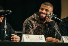Photo of Gambia's Badou Jack to Fight on the Day Mike Tyson Returns to the Ring