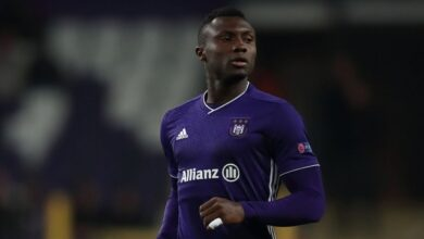 Photo of Onetime Gambia's Most Expensive Footballer Sanneh Walking His Way up in Anderlecht's Reserves Team