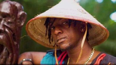 "Photo of ""Momo Lafta Mansa Yala Yetay Fang Reinstate Senegal,"" Says ST As He Blasts Rappers"