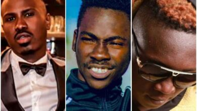 Photo of Senegal's Dip Collabos with Gambian Stars In Bomb Song