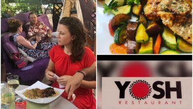 Photo of YOSH –Inside Gambia's First Mind-blowing Open-air Restaurant, the Home of Juicy Dishes and Drinks, Favourite Spot of Diplomats/Artists