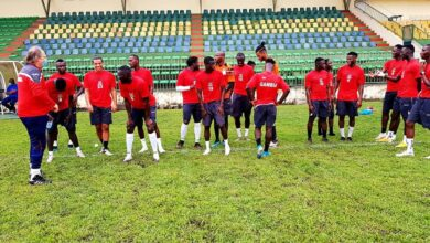 Photo of Optimism Still Reels despite Major Absentees for Gambia Ahead of Gabon's Game