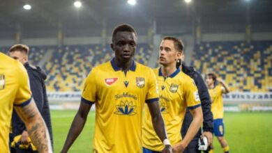 Photo of Gambia's New Emerging Midfielder Sainey Njie Renews Contract in Slovakia
