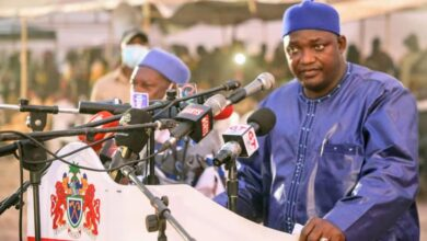Photo of President Barrow unveils plans to construct Kiang West Road, Mini Stadium