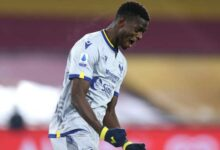 Photo of Colley Scores First Serie A Goal but Ends in Tears