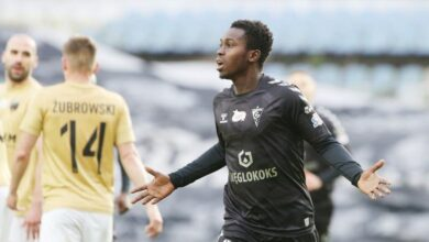Photo of Alasana Manneh Continues Fine Form with Club's Winner