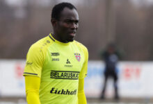 Photo of D42Million Striker Dembo Scores Five Goals in Five Matches….Gambia's Critiano Ronaldo?
