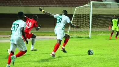 Photo of Zico Ceesay Debuts in Return to Domestic League after 15 Years