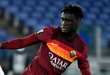 "Photo of ""Four or Five Years Ago I Was in Africa, Watching Players on the TV,"" AS Roma's Ebrima Darboe Says after Debut against Man Utd"