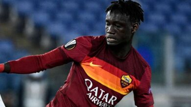 """Photo of """"Four or Five Years Ago I Was in Africa, Watching Players on the TV,"""" AS Roma's Ebrima Darboe Says after Debut against Man Utd"""