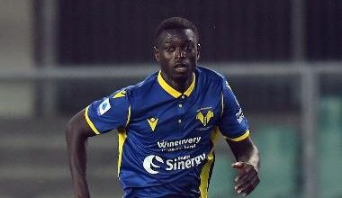 Photo of Ebrima Colley Could Join Barrow at Bologna -Report